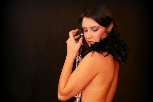 Naine ja klarnet 2008